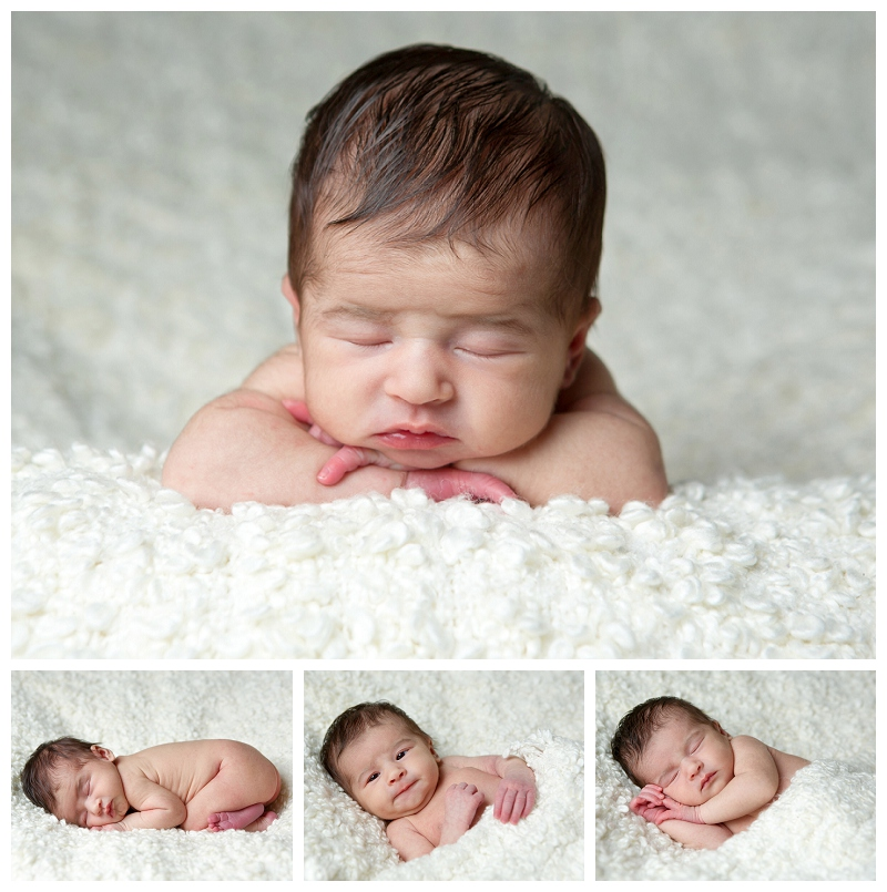 New born baby photography at Alan Clarke Photography