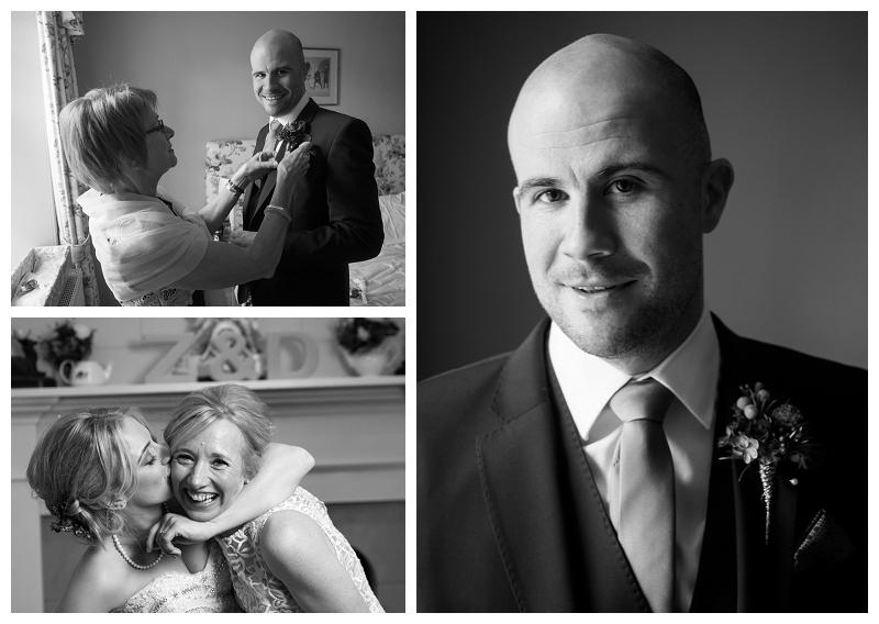 ripley castle wedding photographer